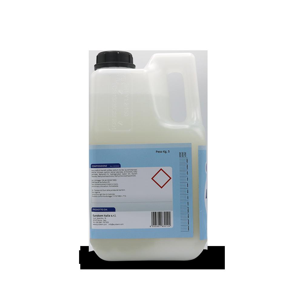 Bactery soap detergente lavamani